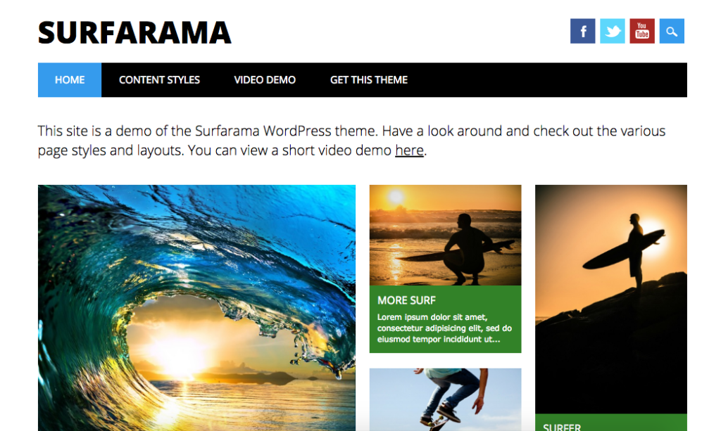 surfarama_theme_wordpress