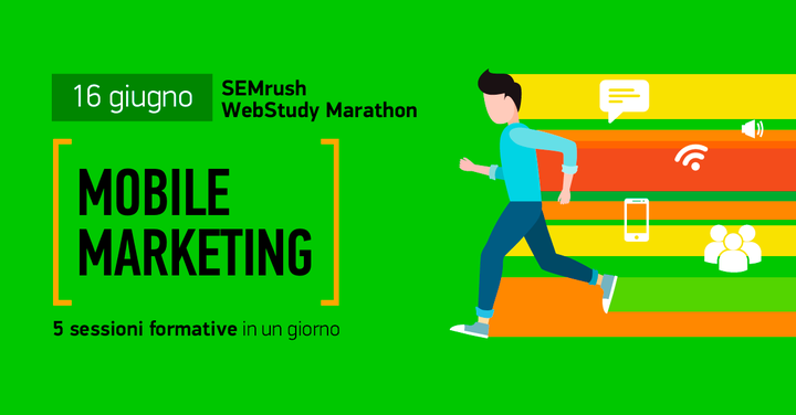 SEMrush Mobile Marketing