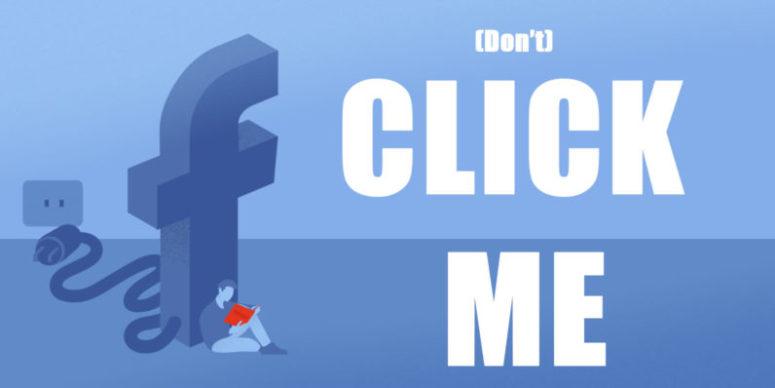 facebook clickbait