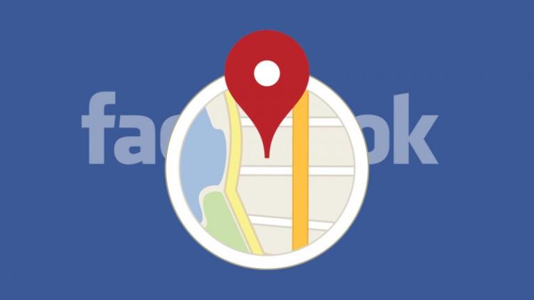 Risultati immagini per geolocalizzazione facebook