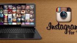 come usare instagram su pc o mac